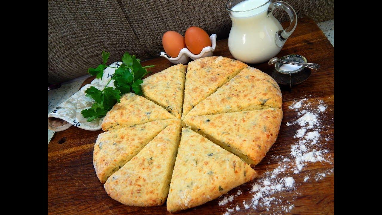 За хлебом можно больше не ходить!Быстрые лепешки вместо хлеба.