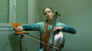 Fare You Well - Celtic music for the cello