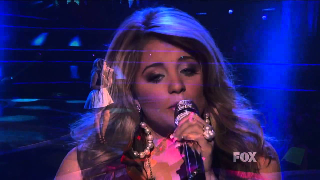 Lauren Alaina - If I Die Young Top 3 American Idol 2011 -2898