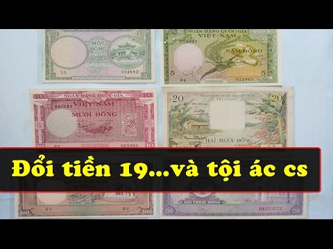 Đổi tiền 1975 và tội ác của cộng sản Việt Nam qua lời kể của nhân chứng VNCH