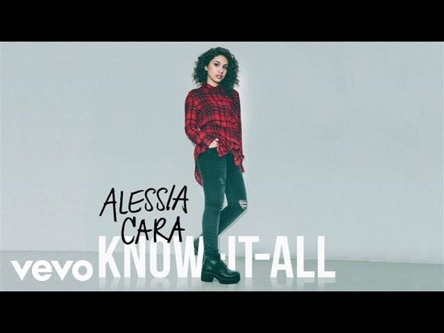 Alessia Cara - Scars To Your Beautiful (Audio)
