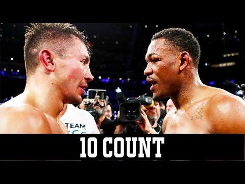 Golovkin vs Jacobs - 10 Count