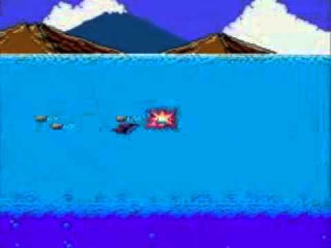 Submarine Attack (Sega Master System)