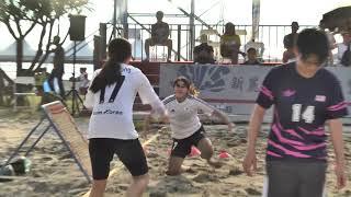 2nd world beach tchoukball championship 2017 Highlights
