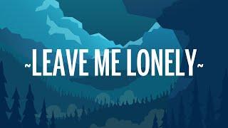 R3YAN & Benlon - Leave Me Lonely (Lyrics) [7clouds Release]