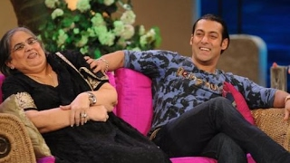 Salman Khan's Mom in Farah's SHOW | NEW | - YouTube