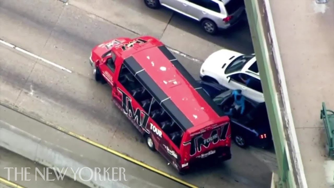 Los Angeles S Dangerous Obsession With Car Chases Annals Of Obsession The New Yorker