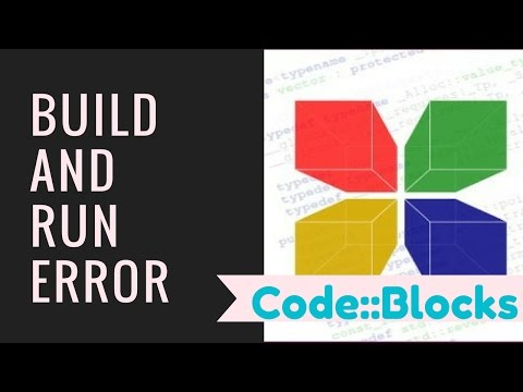 code blocks instructions how to use If u have ubuntu, then why bother with codeblocks write your code in gedit(defult text editor), save it as a c file and compile it in the linux terminal.