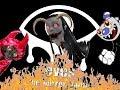 Cabeça voadora satanica - Eyes The Horror Game.