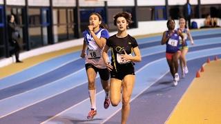 400m - Salle  CAF - Championnats Ile-de-France en salle Cadets Juniors