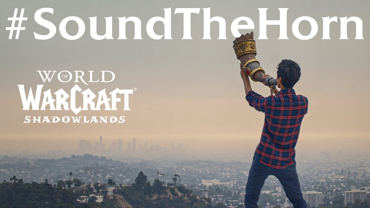 World of Warcraft: Sound The Horn