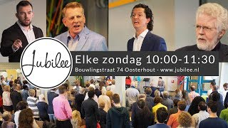Livestream Jubilee Oosterhout - Worship night september 2019