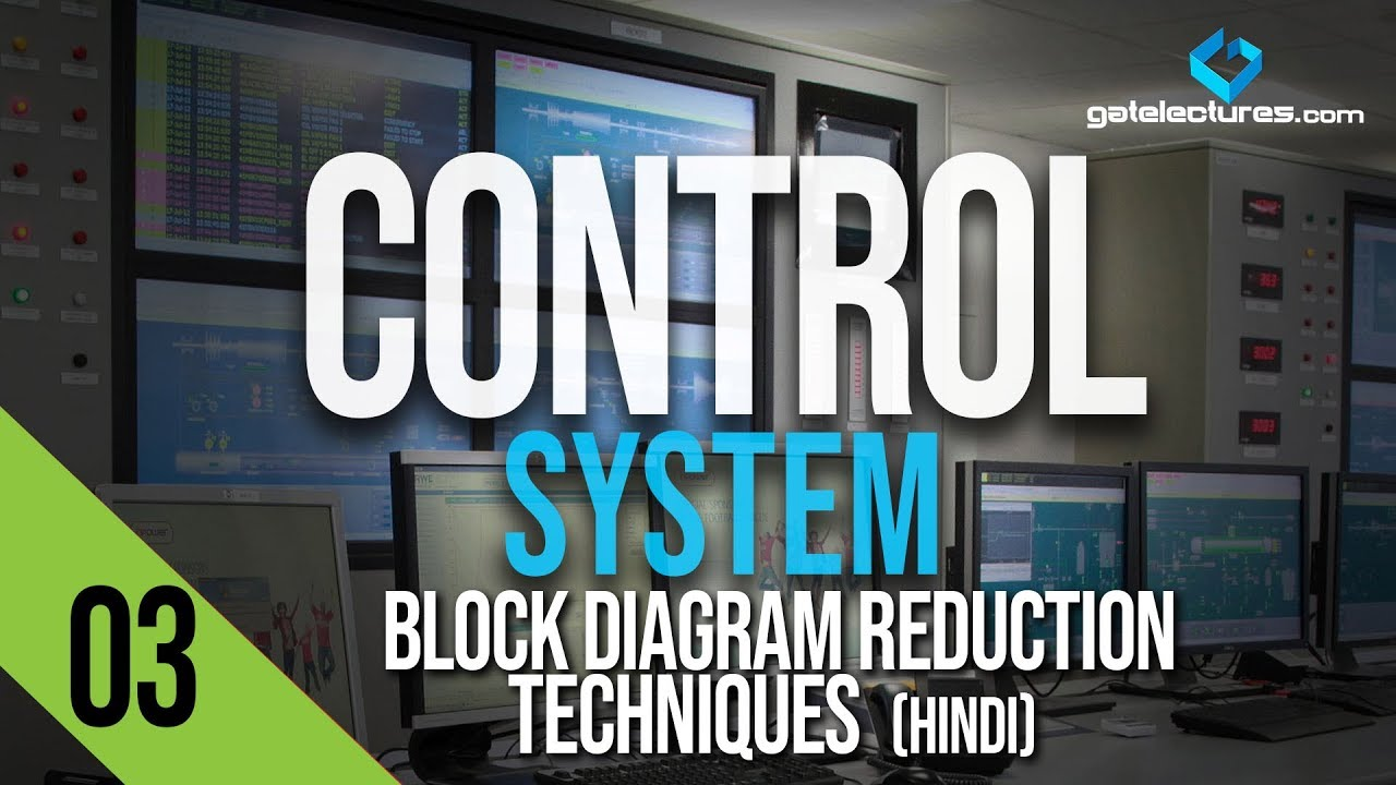 Control System 03 Block Diagram Reduction Techniques In Hindi Of Diagrams Systems