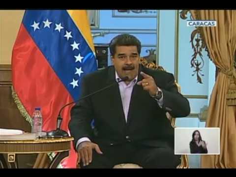 Denuncia Maduro que EEUU pretende robarse Citgo tras congelar $7 mil millones de PDVSA