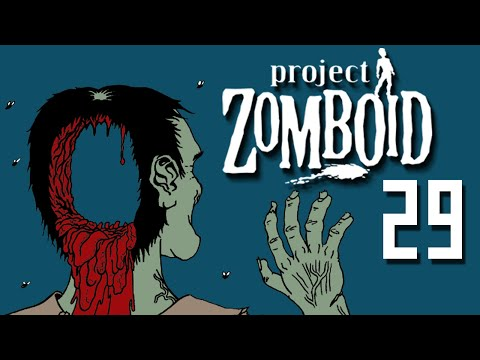Ecky Plays Project Zomboid | S06 E29 | Provisions