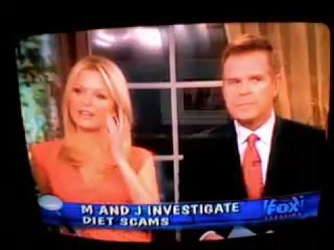 Kimkins Diet Scam Uncovered On FOX's 'The Morning Show' #2