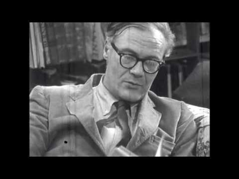 USA: Poetry Episode Richard Wilbur and Robert Lowell