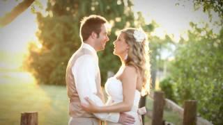 Lee & Gretchen's Rustic Farm Wedding