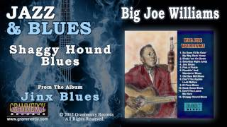 Big Joe Williams - Shaggy Hound Blues