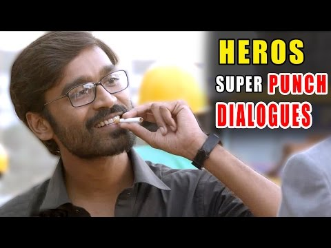 Superb Punch Dialogues - Back 2 Back Tollywood Hero's Dialogues