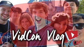 MEETING MY ROBLOX FRIENDS IRL FOR THE FIRST TIME! - VIDCON VLOG