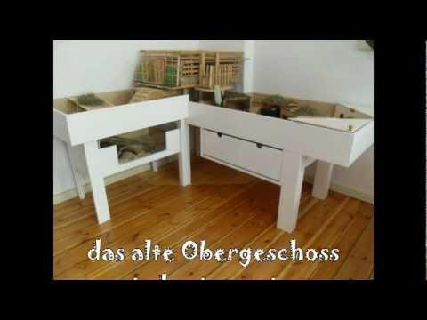 meerschweinchen wg hausbau anleitung zum selbstbauen. Black Bedroom Furniture Sets. Home Design Ideas