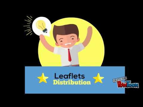 Leaflets Distribution Srilanka Colombo