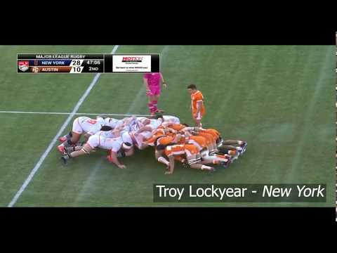 The Best Set-piece Tries From Major League Rugby: Round Two