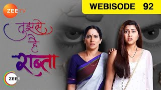 Tujhse Hai Raabta - Episode 92 - Jan 4, 2018 | Webisode | Zee TV