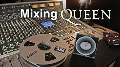 "Mixing Queen's ""Don't Stop Me Now"" on an Analog SSL Console -  GoPro POV"