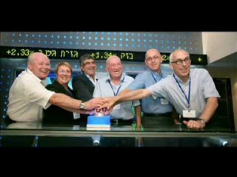 Tel Aviv Stock Exchange TASE video pics הבורסה לניירות ערך ב