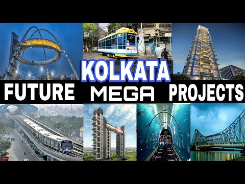 Kolkata City - Mega Future Projects 2020 - 2030 || Bengal || Debdut YouTube