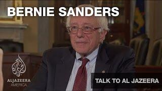 Bernie Sanders - Talk To Al Jazeera