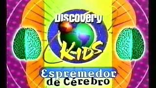 Intervalo Discovery Kids 10/1998 [1/4]: Manimais, Espremedor de cérebro, etc