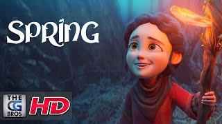 "CGI 3D Animated Short: ""Spring"" - by Andy Goralczyk 