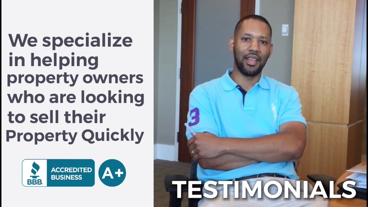 Cash Property Offers | Testimonials | Helping The Most People