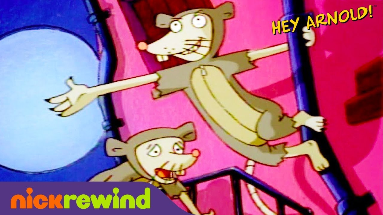 RATS: The Musical | Hey Arnold! | NickSplat