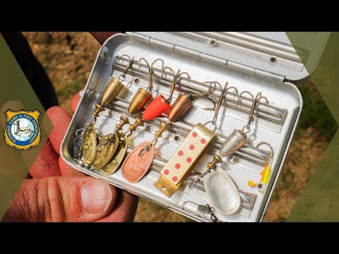 How To Spin Fish For Trout - Fishing Basics