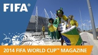2014 FIFA World Cup Brazil Magazine - Episode 19