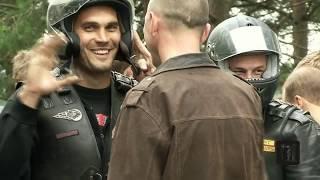 URALGON 2012  Гонки на мотоциклах 'Урал'