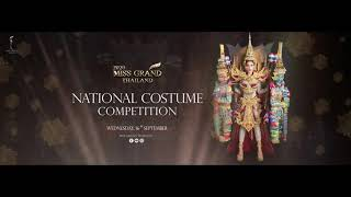National Costume Competition -  MissGrandThailand  2020