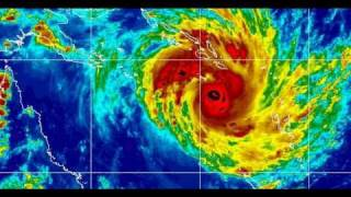 Tropical Cyclone Yasi - 1st FEB 2011