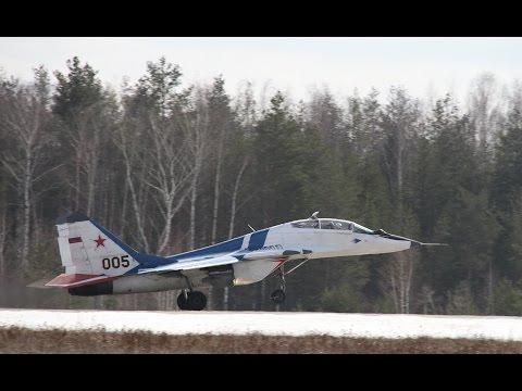 MiG - 29 'Edge of Space' flight with Aerobatics by Wim Schilder