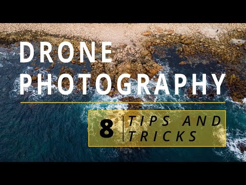 Drone Landscape Photography Tips and Techniques | DJI Mavic Pro Tutorial