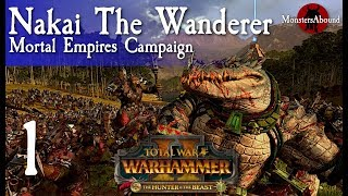 Total War Warhammer 2 Mortal Empires Nakai The Wanderer 1 Here's our detailed guide for his campaign. total war warhammer 2 mortal empires nakai the wanderer 1