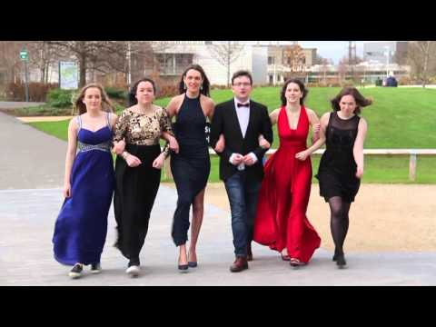 UCD Law Ball 2016 - Things that can happen at Law Ball and probably will