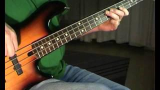 Elvis Presley - Little Less Conversation - Bass Cover