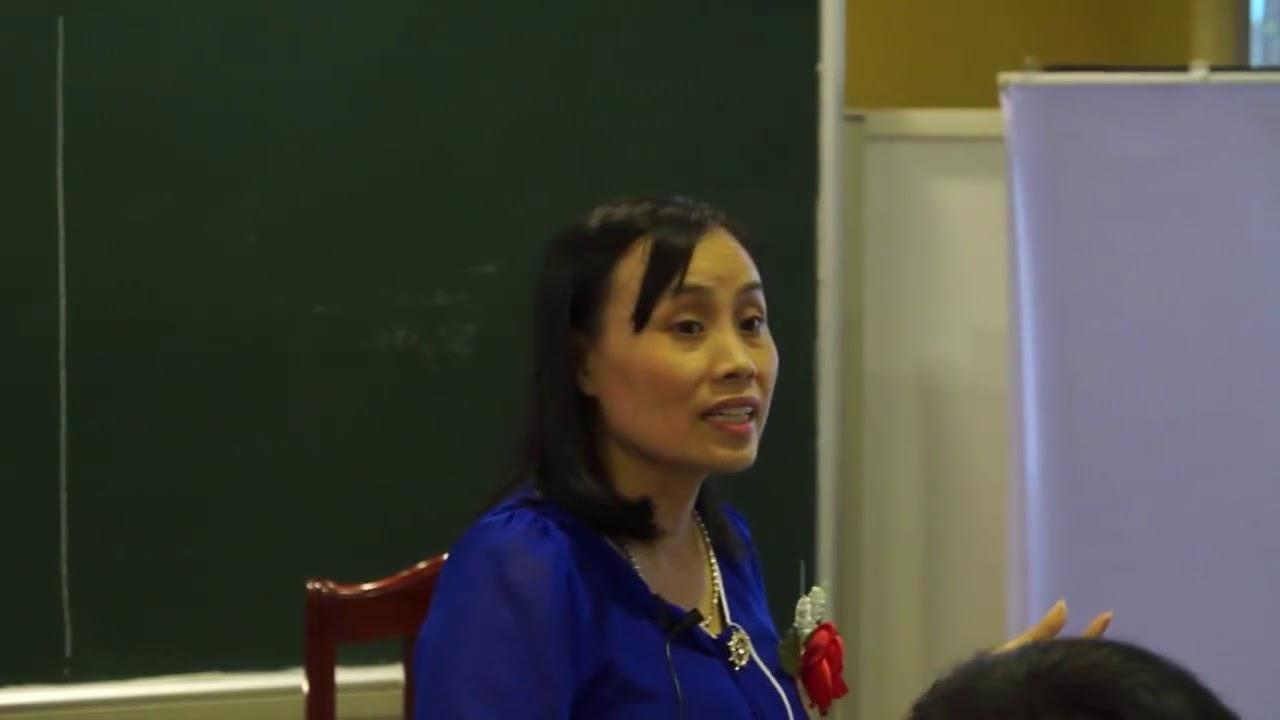Bài trình giảng tích hợp – Giải nhất tại Hội giảng Nhà giáo GDNN toàn quốc năm 2018