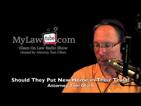 Orlando Real Estate Attorney Tom Olsen: Trust vs. Life Estate Deed to Avoid Probate on Your Home