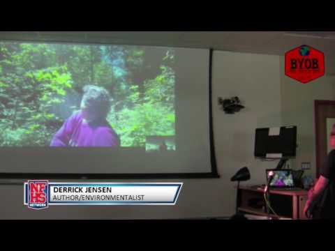 BYOB: What is Wrong With the Environmental Movement? with Derrick Jensen